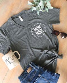Funny Beer Shirts T-Shirts Momma Shirts, Mom Of Boys Shirt, Mothers Day Shirts, Boys Shirts, Cute Shirts, Mom And Me Shirts, Simple Shirts, Graphic T Shirts, Mode Xl