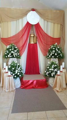 Ideas Para Decorar Santos En Procesion