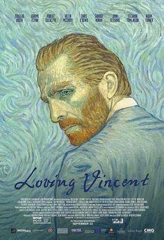 De filmposter van Loving Vincent