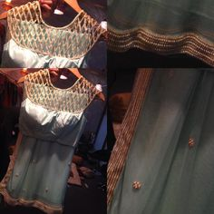 """""""Description- Net saree with handwork border and an extremely designer blouse Price- on request Product code- DS4 Cash On delivery For enquiry either…"""""""