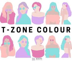 Got Greys?  Why not get a T-Zone Touch up to tie you over until your next salon visit.  Only $25 for a 2-3 week regrowth. Salons, Touch, Content, Tie, Movie Posters, Color, Colour, Living Rooms, Cravat Tie