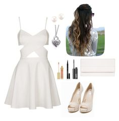 """""""white"""" by blue-sky22 on Polyvore"""