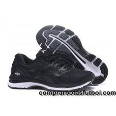 aa4834c3db920 Zapatillas Running Asics Gel Nimbus 20 Hombre Negro Blanco Tienda