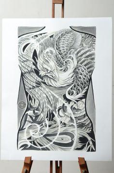 Home The Artist Fine Arts Tattoos Tattoo Designs Mixed Media Jewelry