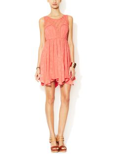 Jacquard Fiesta Dress by Free People