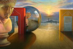 Antonio Nunziante, 1956 | L'Arte metafisica | Tutt'Art@ | Pittura * Scultura * Poesia * Musica |