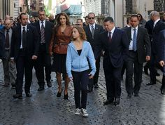 Princess Salma of Jordan - Getty Images
