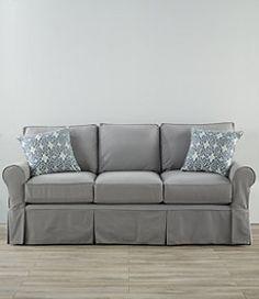 #LLBean: Slipcovered Sofa
