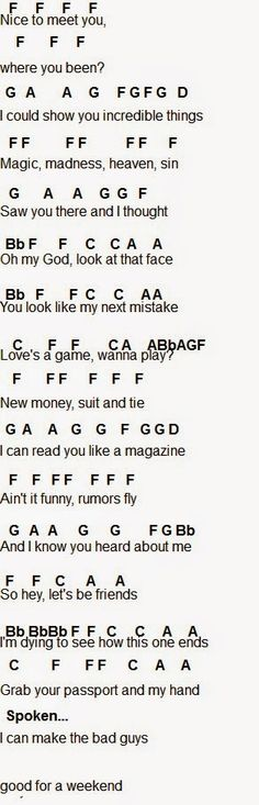 Flute Sheet Music: Taylor Swift