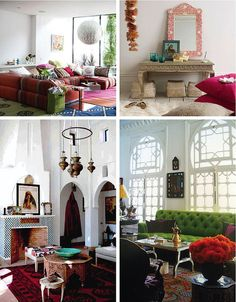 Modern Moroccan Inspiration