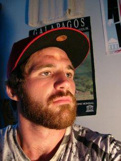 Hump Day Honey- 04 July 2012 - Red beard, courtesy of Tumblr.