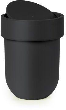Umbra Touch Waste Bin with Lid Black - ShopStyle Trash Cans. Kitchen Storage JarsPaisley ...  sc 1 st  Pinterest & 41 best Kitchen Storage Jars images on Pinterest   Kitchen storage ...