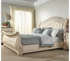Fairfax Alexandra California King Bed