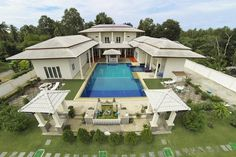 Seven Bedroom Villa for sale in Huay Yai, Pattaya - THAILAND  http://www.towncountryproperty.com/houses/huay-yai-house-20273.html