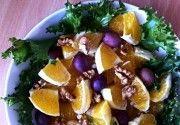 Ricetta detox: insalata di arance
