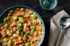 Warm Up with Potato Soups