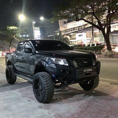 Nissan Np300, Nissan Trucks, Toyota Trucks, Jeep Pickup, Ford Pickup Trucks, Jeep Truck, Landcruiser Ute, Nissan Frontier 4x4, Best Off Road Vehicles