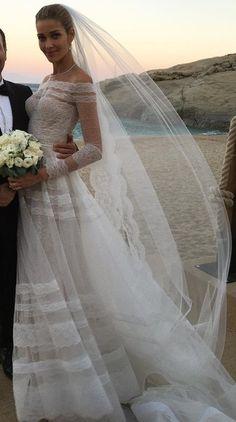 Ana Beatriz Barros (Valentino) - Julho 2016 (casamento Ana Beatriz Barros)
