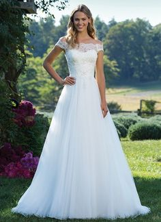 New White/Ivory Lace Wedding Dress Bridal Gown Custom Size:6 8 10 12 14 16 18+++ | Clothing, Shoes & Accessories, Wedding & Formal Occasion, Wedding Dresses | eBay!