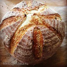 Пшенично-картофельный с жареным луком и куркумой