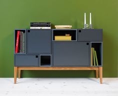 Customizable and handcrafted Swedish furniture by Zweed