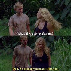 Charlie+Claire. Lost.