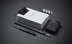 Set Calepino x Vetted - Dot grid notebooks, wooden pencil and ball-point pen