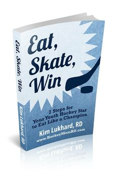 A must have to help you discover how to fuel your youth ice hockey player.  Available Spring 2014 on Amazon.  Great Nutrition leads to Great Performance.