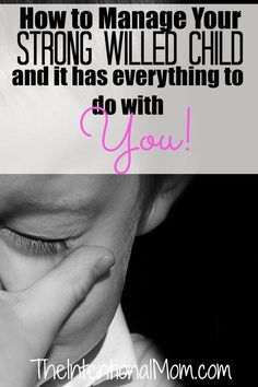 to Manage Your Strong Willed Child (and it starts with you!) Are you wondering how to manage your strong willed child? I've got 2 strong willed kids and they've taught me a few things. Here's what's worked well for me over the past 10 years. Parenting Strong Willed Child, Gentle Parenting, Parenting Advice, Kids And Parenting, Parenting Classes, Peaceful Parenting, Practical Parenting, Natural Parenting, Parenting Styles