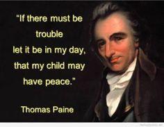 Thomas Paine Quotes 29 Best MOST FAMOUS THOMAS PAINE QUOTES images | Thomas paine  Thomas Paine Quotes
