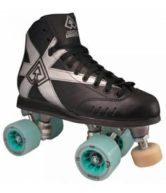 My first quad skates, after years as an inline skater.
