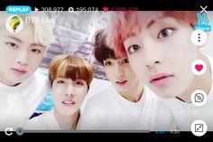 BTS V Live 2016