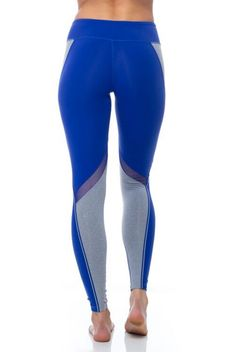 Hit the gym in cutting edge style with the Splits 59 Jordan Tight in  Heather Moss 5fd7e43d62c35