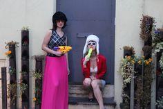 Jonida e Iva Foto Eva Won Dressing Mackie Messer