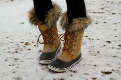 Sorel joan of arc boots....PERPETUITY