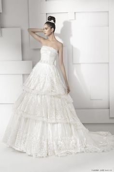 beautiful wedding dresses (7) by summerdresses2012, via Flickr