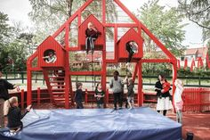 18 Cool Examples of Architecture for Kids | ArchDaily