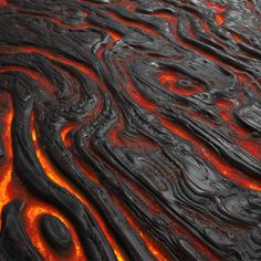 Molten lava for weekly substance Challenge. Nature Artists, Environment Design, Fantasy Landscape, Elements Of Art, Galaxy Wallpaper, Texture Design, Natural Wonders, Amazing Nature, Beautiful World