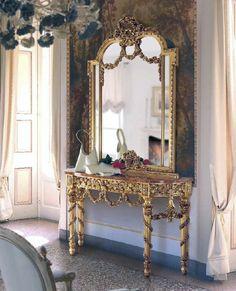 Cappellini Intagli S.n.c. di Angelo Tiziano e Luca Cappellini from Italy. Gilded Grandeur.
