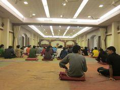 #AsharamVasad #Meditação #Yoga http://www.artofliving.org/br-pt