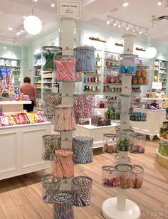 My visit to Lolli and Pops candystore Candy Store Design, Candy Store Display, Gift Shop Displays, Stationary Shop, Stationery Store, Boutique Interior, Shop Interior Design, Kids Store, Toy Store