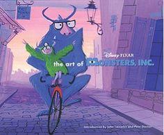 The Art of Monster, Inc.