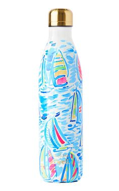 477d332164d7b2 Swell Water Bottle, Cute Water Bottles, Preppy Gifts, Cute Cups, Lilly  Pulitzer