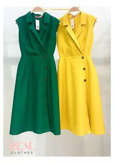 Frock Fashion, Hijab Fashion, Fashion Dresses, Stylish Dresses, Casual Dresses, Summer Dresses, Frock For Women, Mode Hijab, Business Dresses