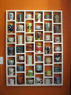 Mug corral