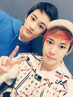 Mark e Doyoung NCT_U