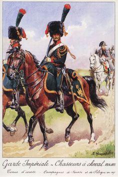 Colonel, Lucien, Napoleonic Wars, Battle, France, History, Painting, Guns, Manga Eyes