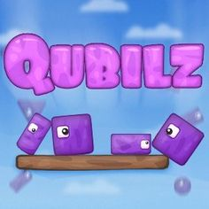 Qubilz is a #fun, #challenging, #physics-based #puzzle #game; in which your goal is to build a structure from a limited #number of #Jello blocks... and then endure a pummeling from those devious black balls!