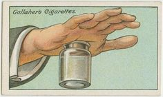 100 Year Old Life Hacks That Still Work Today - Gallaher Brand Cigarette Cards