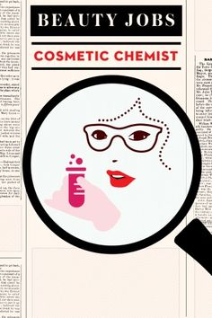Chemistry and cosmetics...showing students what they can do with chemistry